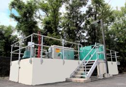 Lewis Street Pumping Station