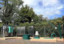 Wampum Park Pumping Stations